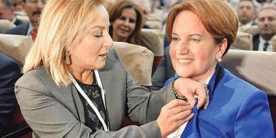 Akşener DP Genel Başkanı ve Ayfer Yılmaz Mersin'de buluşacak