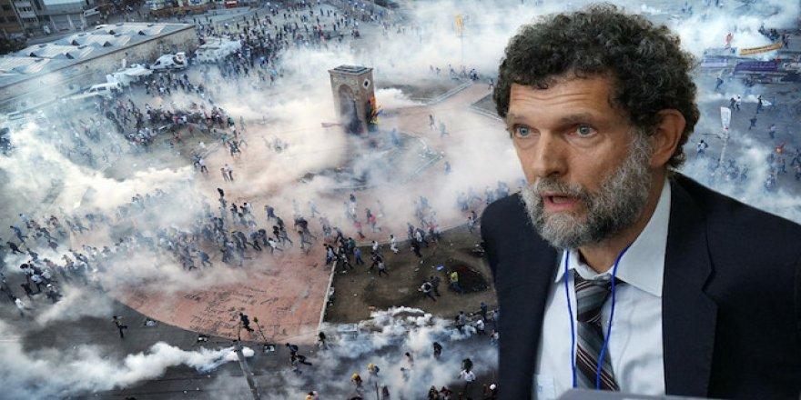 Osman Kavala'nın da olduğu Gezi iddianamesi kabul edildi