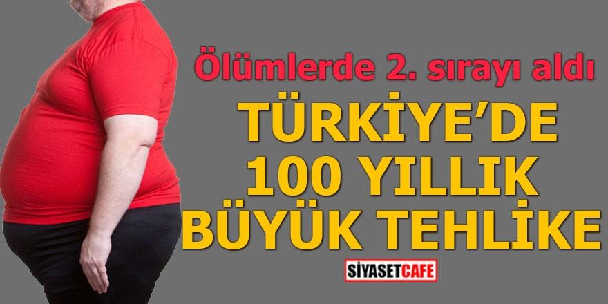 Ölümlerde 2. sırayı aldı Türkiye'de 100 yıllık büyük tehlike