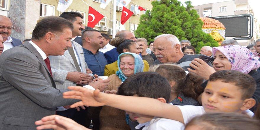 Tuna: Bu yarış başkan olma meselesi değil