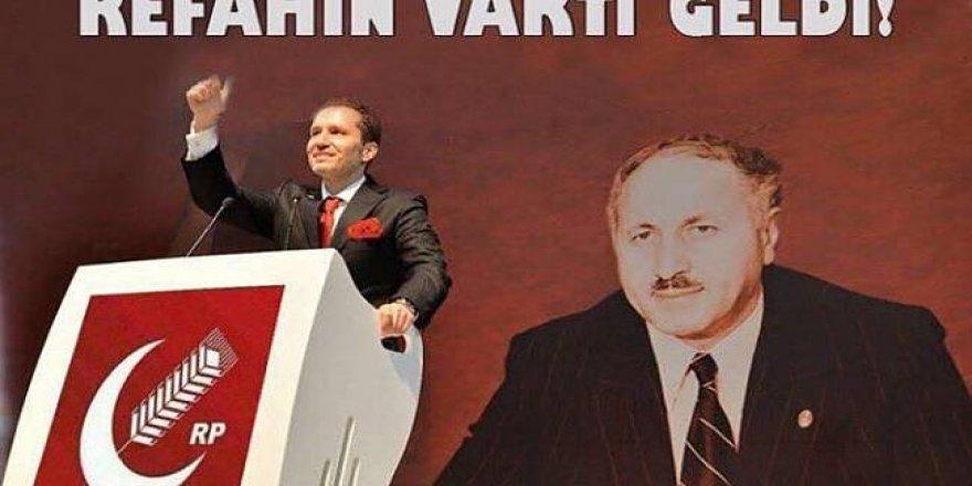 Erbakan'ın partisinden Cumhur İttifakı'na destek