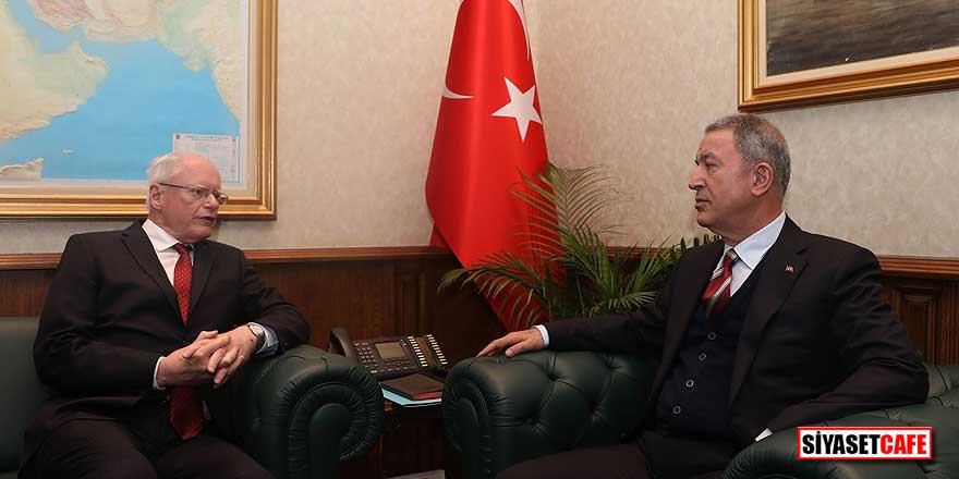 """Milli Savunma Bakanı Hulusi Akar: """"Emniyeti YPG değil, Türkiye sağlamalı"""""""
