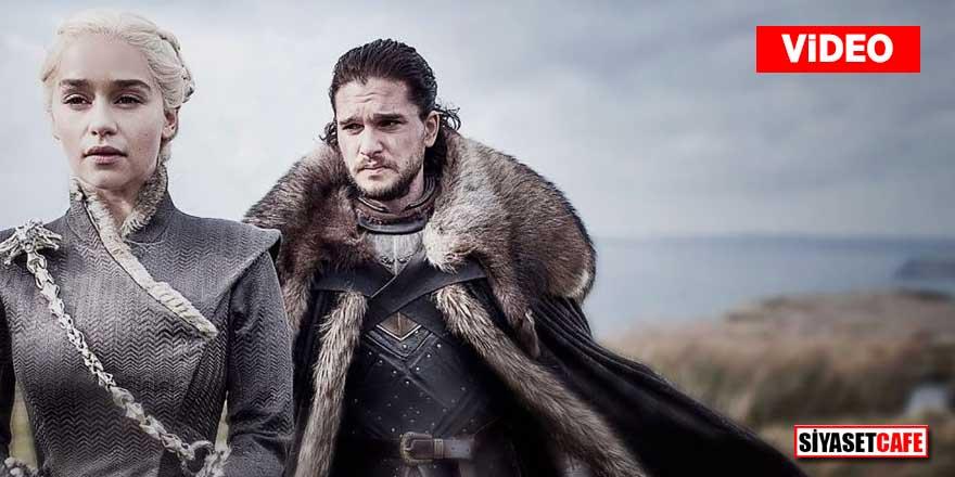 Yeni sezon fragmanı yayınlandı! Game of Thrones ne zaman başlayacak?