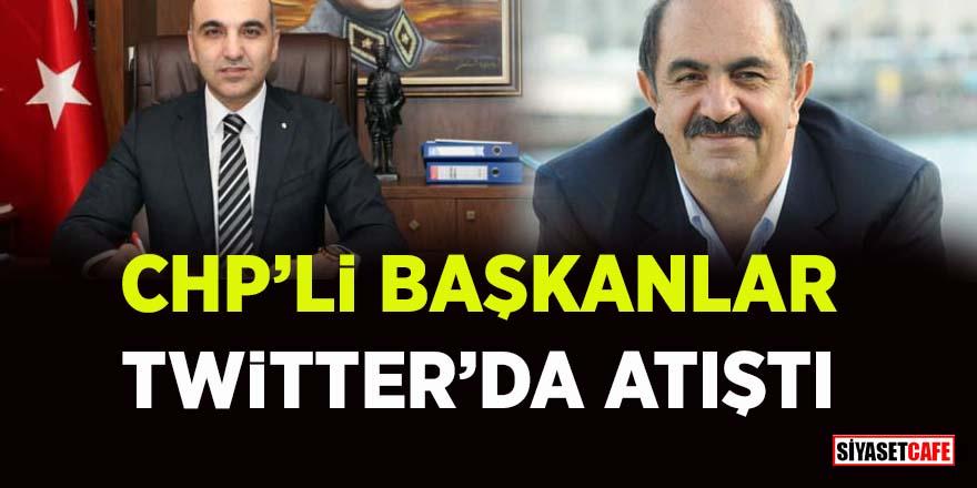 İki CHP'li Bülent Kerimoğlu ve Gürbüz Çapan Twitter'da atıştı