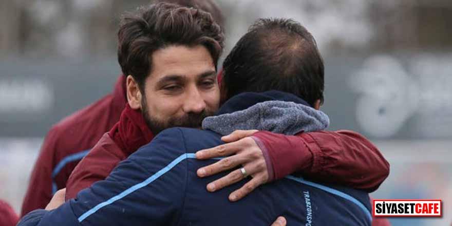Trabzonspor'da affedilen Olcay Şahan'ın sözleşmesi 1 yıl kısaltıldı