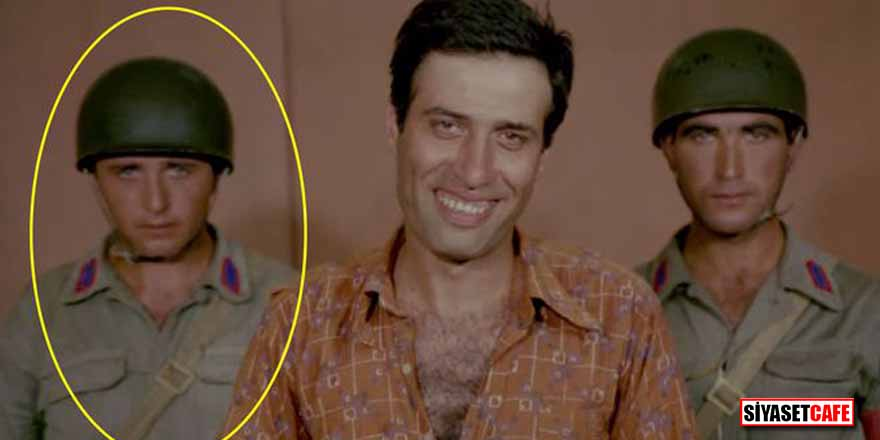 'Kibar Feyzo' filmindeki asker Aslan Cergel'in son hali ortaya çıktı