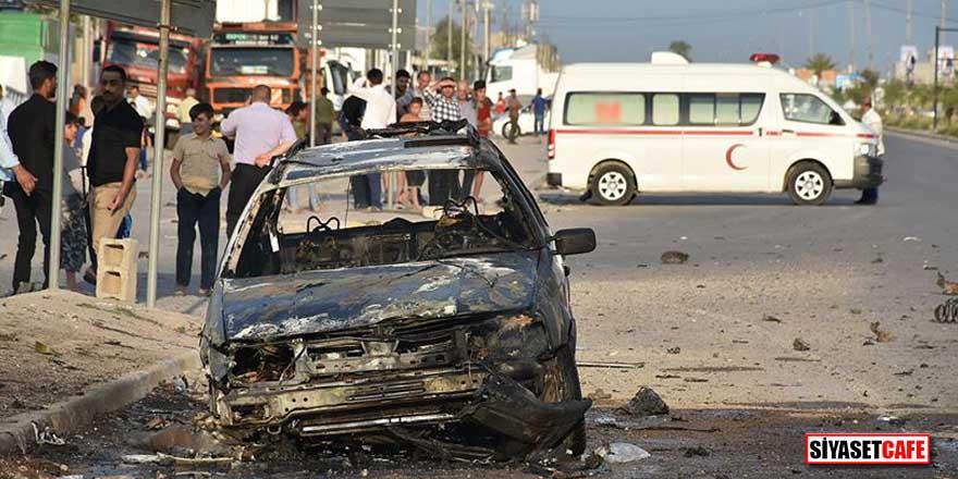 Kent merkezinde bombalı saldırı! Biri polis 2 kişi hayatını kaybetti