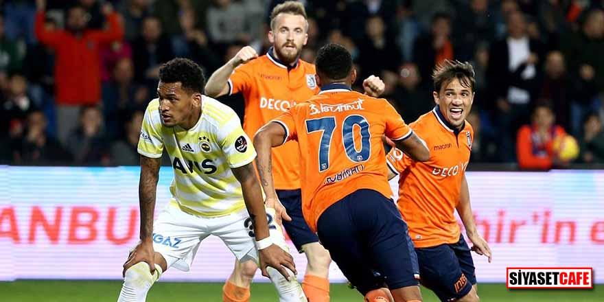 Ligin zirvesinde yer alan Başakşehir, Fenerbahçe engelini de aştı