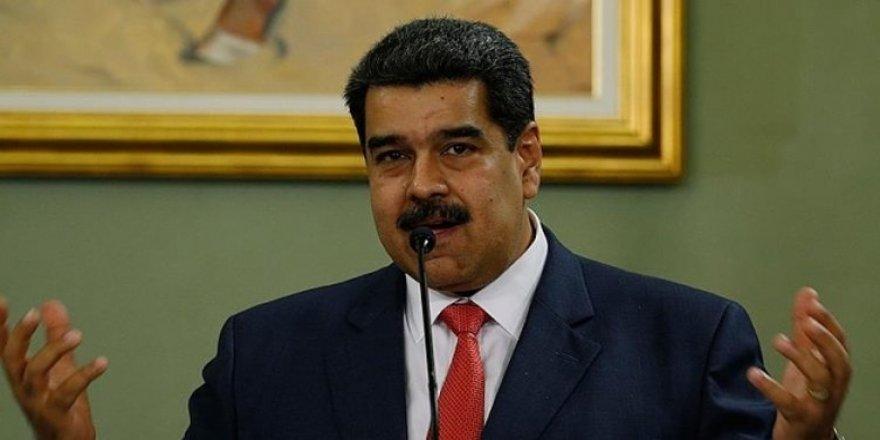 Maduro: Siber saldırıyı ABD yaptı