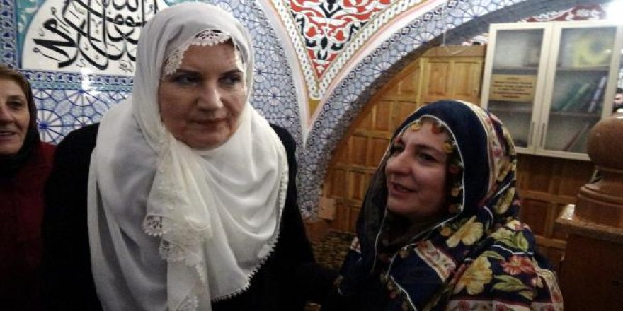Meral Akşener'den kardeşlik vurgusu