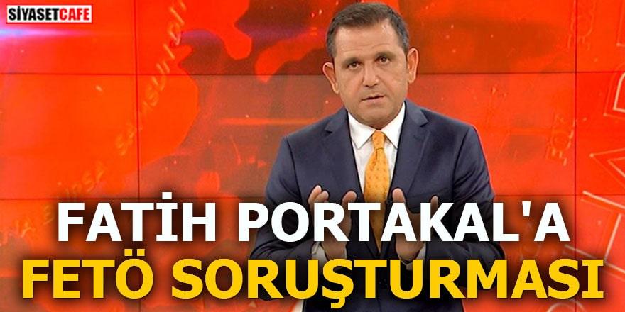 Fatih Portakal'a FETÖ soruşturması
