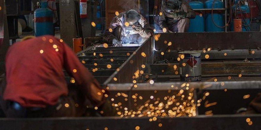 Sanayi üretimi geçen yıla göre yüzde 7.3 azaldı