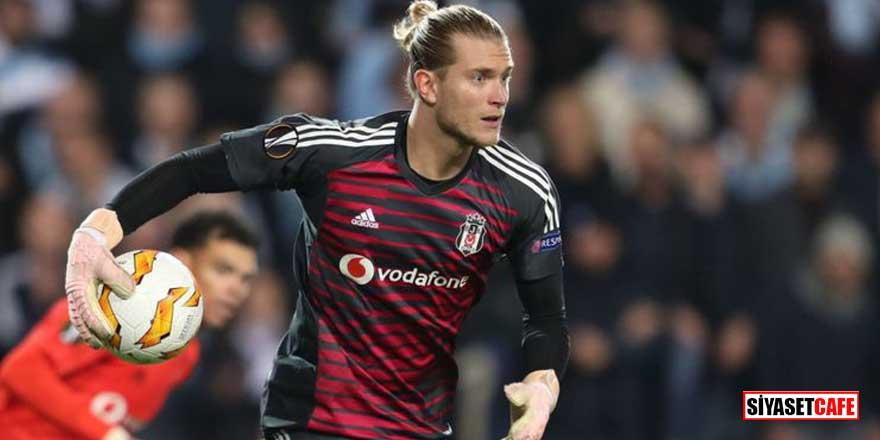 Karius, Beşiktaş'ı şikayet etti mi? FIFA'dan açıklama…