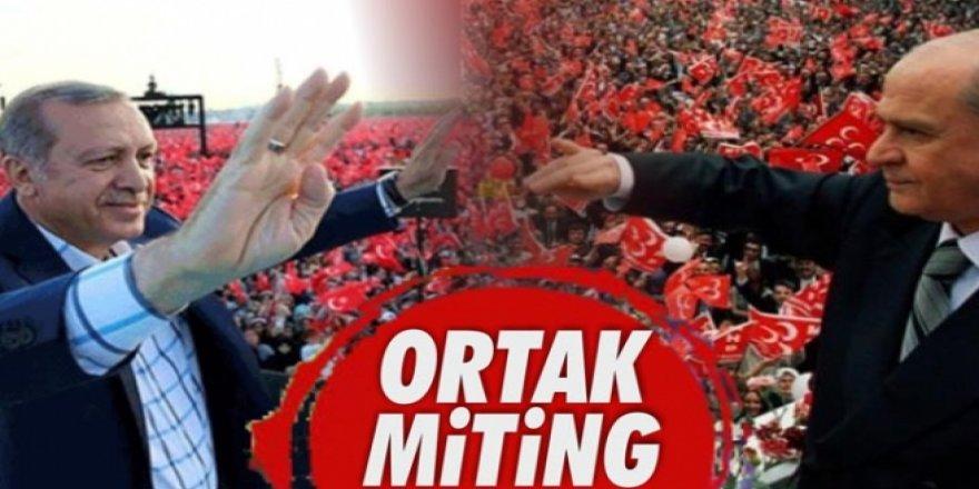Cumhur İttifakı'nın Büyük Ankara mitinginin tarihi belli oldu