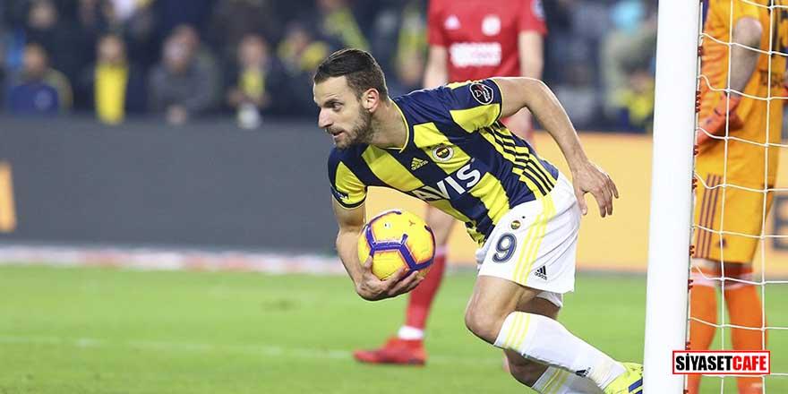 Kritik maçta Fenerbahçe'den muhteşem geri dönüş