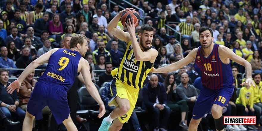 Fenerbahçe Beko son periyotta oyunu çevirdi