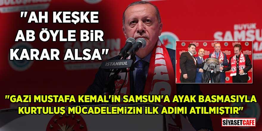 """Cumhurbaşkanı Erdoğan'dan açıklama: """"Bedelini ödeyecekler"""""""