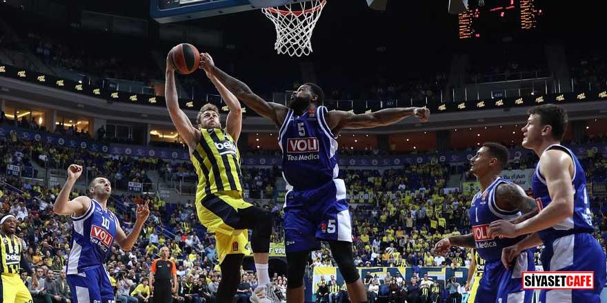 Fenerbahçe Beko'dan üst üste 16'ncı galibiyet