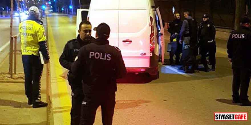 Ankara'da bomba paniği! Kara Harp Okulu Komutanlığı önünde…