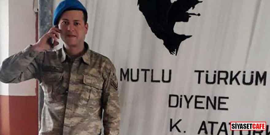 İstanbul'da askeri aracın devrilmesi sonucu Sertaç Yavuzeş şehit oldu