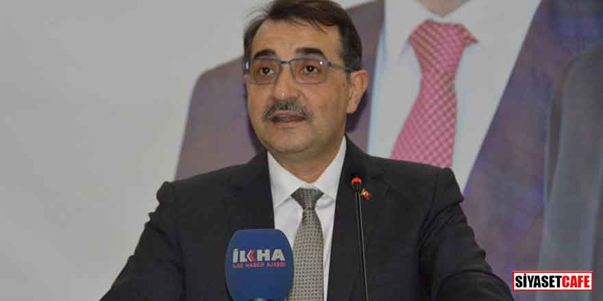 """Bakan Fatih Dönmez'den açıklama: """"Yüksek kalitede petrol keşfettik"""""""