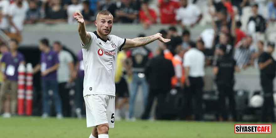 Gökhan Töre ile Beşiktaş yönetimi arasındaki kavga büyüyor