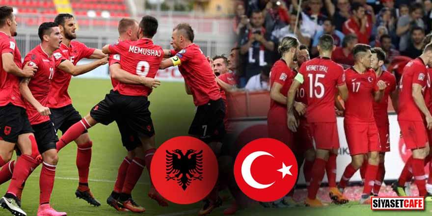 Arnavutluk Türkiye maçı hangi kanalda? (Şifresiz) Arnavutluk Türkiye muhtemel 11'ler…