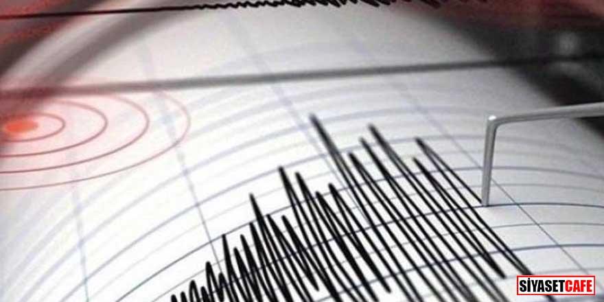 Bingöl'de korkutan deprem! Elazığ ve Diyarbakır'da da hissedildi