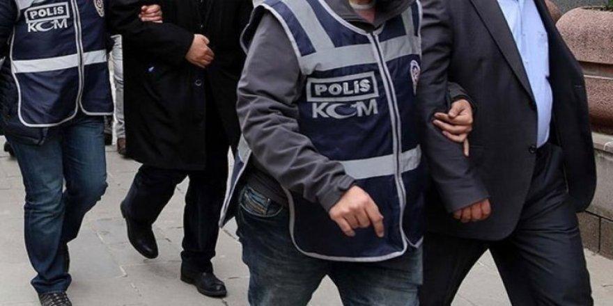 Muğla İzmir Kocaeli merkezli FETÖ operasyonlarında çok sayıda gözaltı
