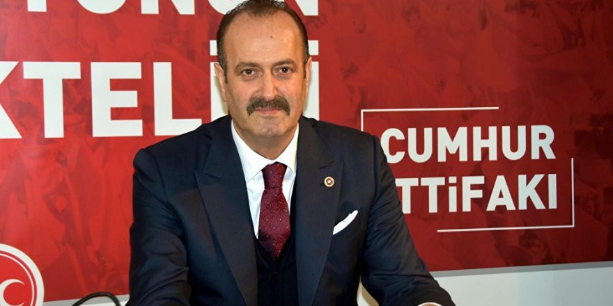 Osmanağaoğlu: Atatürk'ün kurtardığı İzmir'i, CHP düşmana teslim ediliyor