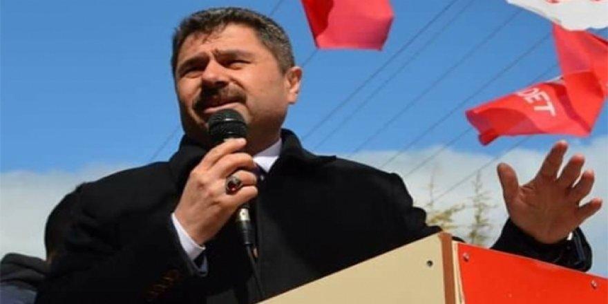 SP Ankara Elmadağ adayı ittifaka tepki göstererek adaylıktan çekildi