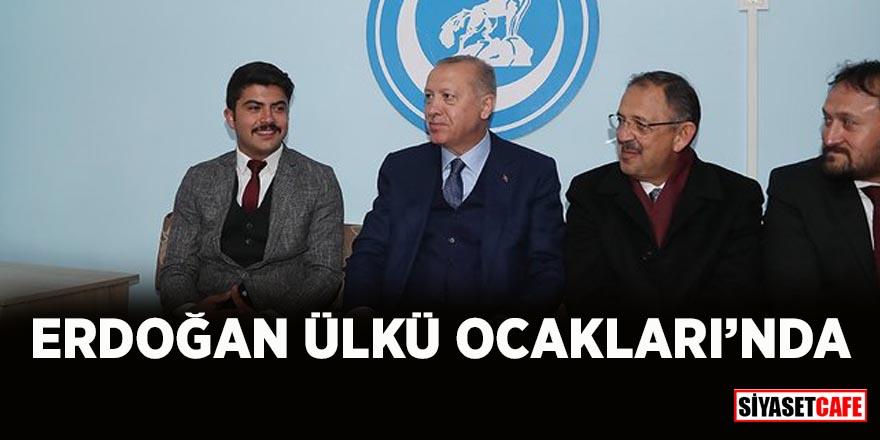 Erdoğan Ülkü Ocakları'nda