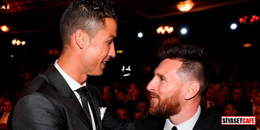 """Lionel Messi'den Cristiano Ronaldo itirafı: """"Onu kupa kazanırken görmek…"""""""
