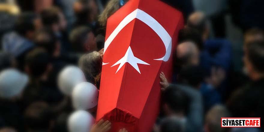 Azez'de düzenlenen hava saldırısı sonucu Mustafa Ergen adlı askerimiz şehit oldu
