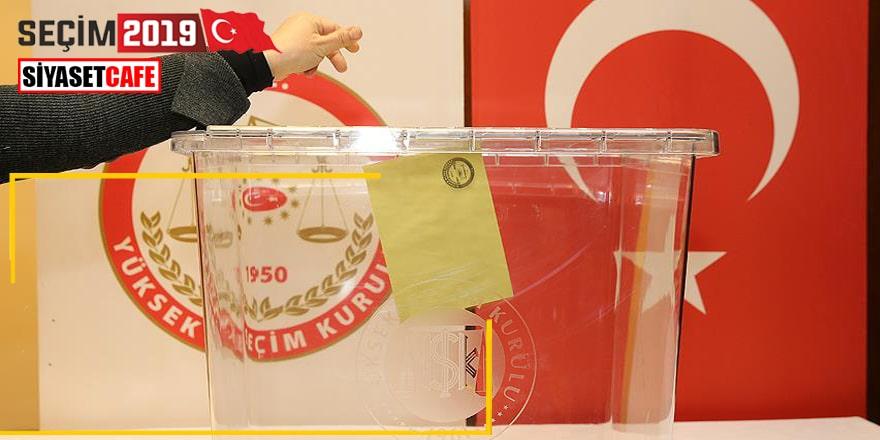 Antalya'da seçimlerde son durum ne? (31 Mart 2019)