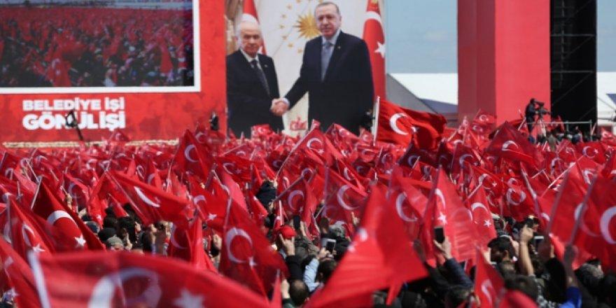 Cumhur İttifakı'nın en yüksek oy aldığı şehirler