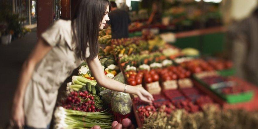 Mart ayında enflasyonu yine gıda belirledi