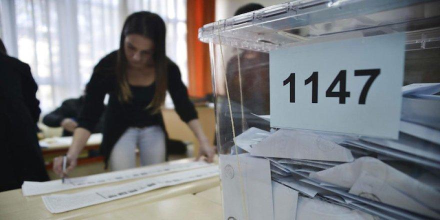 İstanbul'da 7 ilçenin itiraz sayımı tamamlandı