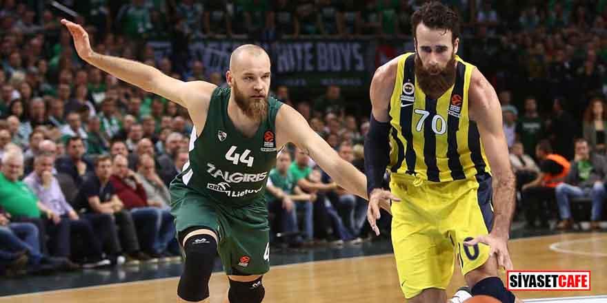 Fenerbahçe Beko'nun THY Avrupa Ligi'ndeki rakibi belli oldu