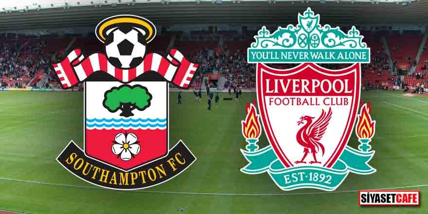 Southampton - Liverpool maçı hangi kanalda şifresiz? İşte maç öncesi bilgiler…