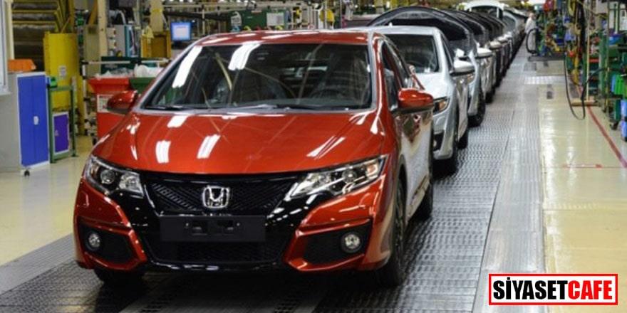 Honda Türkiye'de kepenk kapatıyor