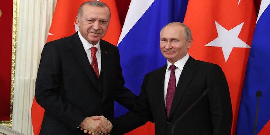 Erdoğan: Suriye'de atacağımız adımlar önemli