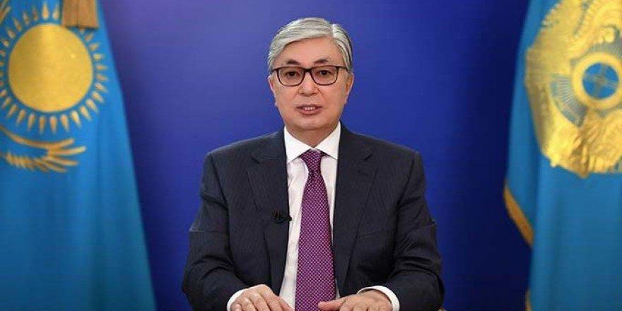 Kazakistan'da erken seçim kararı alındı