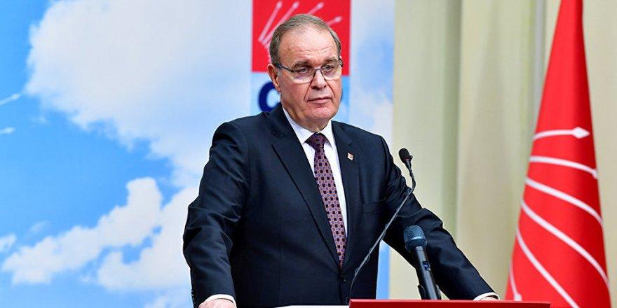 CHP'den 'Ciddi feryatlar' açıklaması: İstifa edin