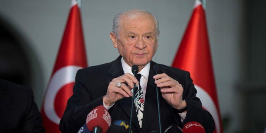 Bahçeli: İstanbul'da yeniden seçime gidilebilir