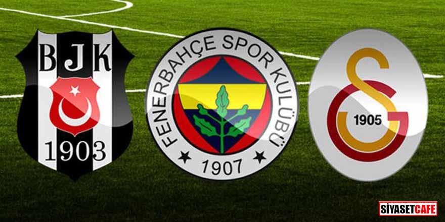 Beşiktaş ve Fenerbahçe zarar, Galatasaray ise kar açıkladı!