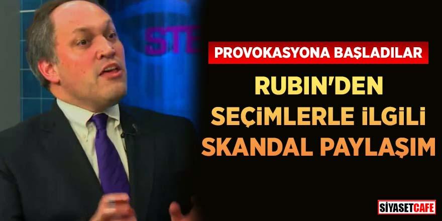Michael Rubin'den Türkiye hakkında bir skandal paylaşım daha