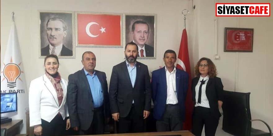 DSP'li Meclis Üyeleri istifa edip AK Parti'ye geçti