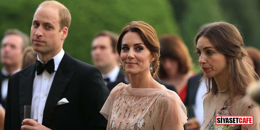 İngiliz Kraliyet Ailesi'nde 'Rose Hanbury' skandalı
