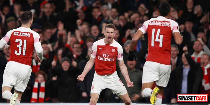 Arsenal ve Chelsea turu yarıladı! İşte Avrupa Ligi'nde gecenin sonuçları